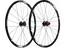 "Novatec CXD U1 wiel 28"" Cyclocross 10-speed wit/zwart"